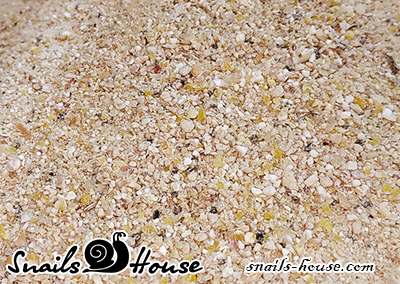 Feed stuff for snails 40 kg